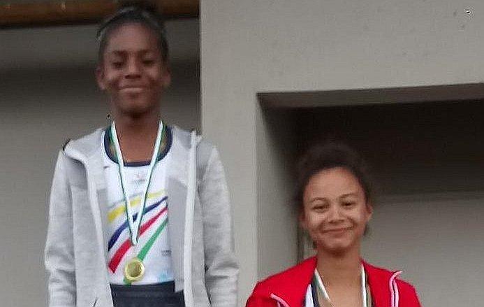 11/05/19 – Départementaux triathlons BE/MI à Aubière